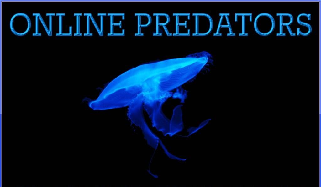 away from evil predators