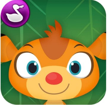 fun app for kindle fire - duck duck moose reading