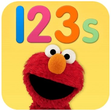 great app for kindle fire - elmo love 123s