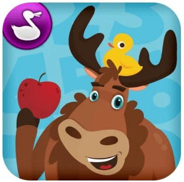 app for kindle fire tablet - moose math