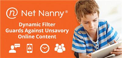 Parental contorl app for Amazon Fire - NetNanny
