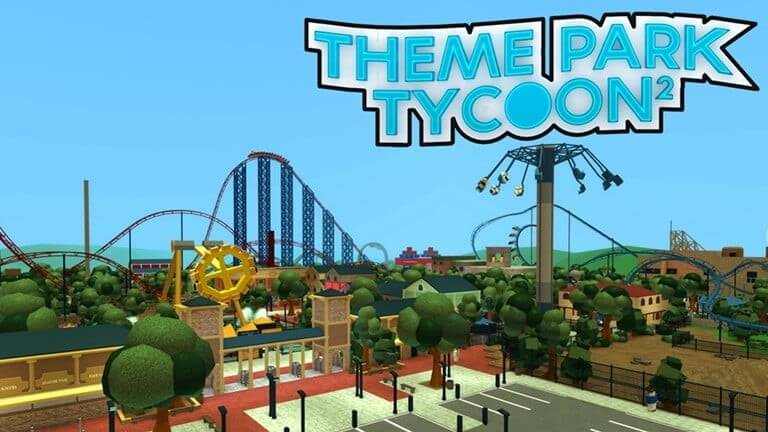 fun game on roblox - Theme Park Tycoon 2