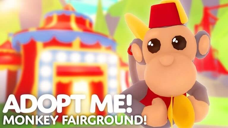 game on roblox - adopt me