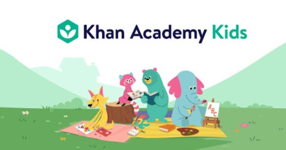 best kids apps for kindle fire- Khan Academy Kids