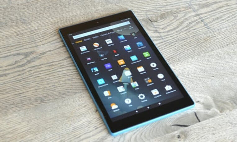 kindle fire HD 10 review