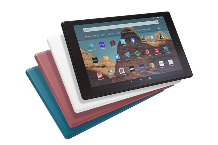 kindle fire HD 10 review - Performance