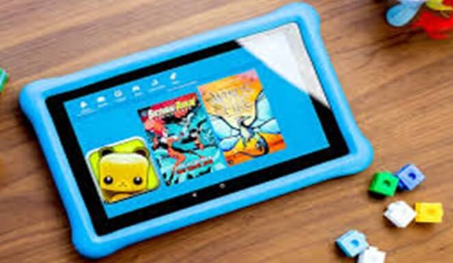 kindle fire hd 10 review - extra