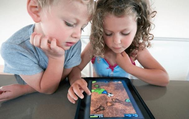 kids' screen time