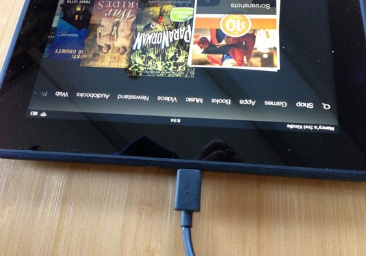 tips to use a kindle fire - transfer file
