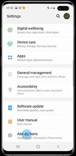 Apps-samsung