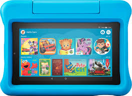 Amazon Fire apps for kids