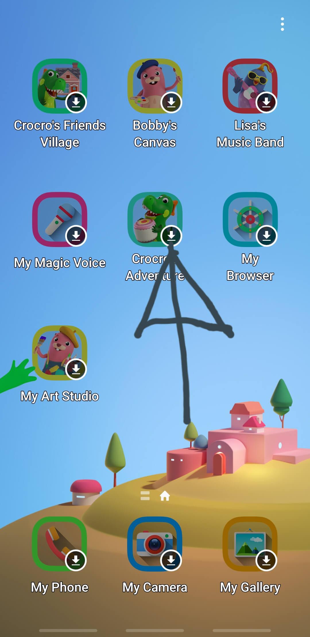 download-each-app