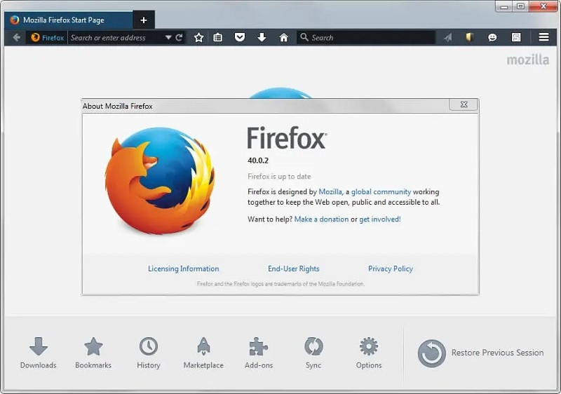 Firefox-web-browser