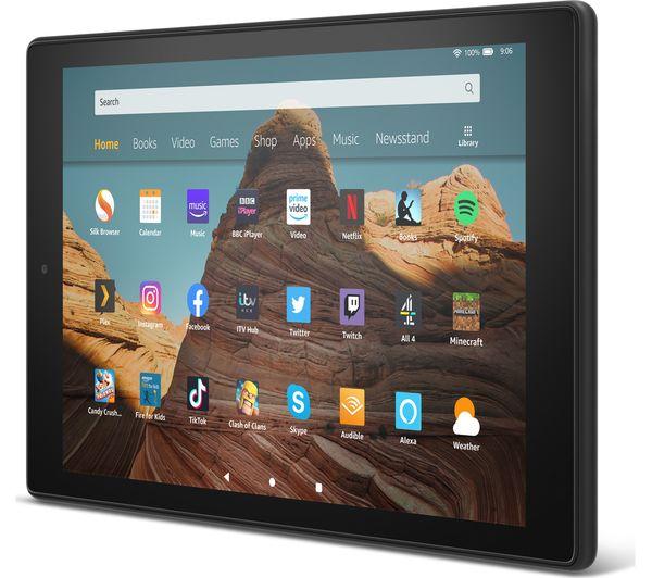 Fire HD 10 tablet (2019)