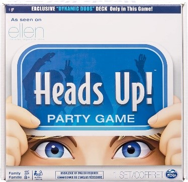 Spin master's party board game