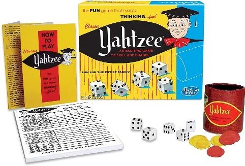 Classic Yateez diced game