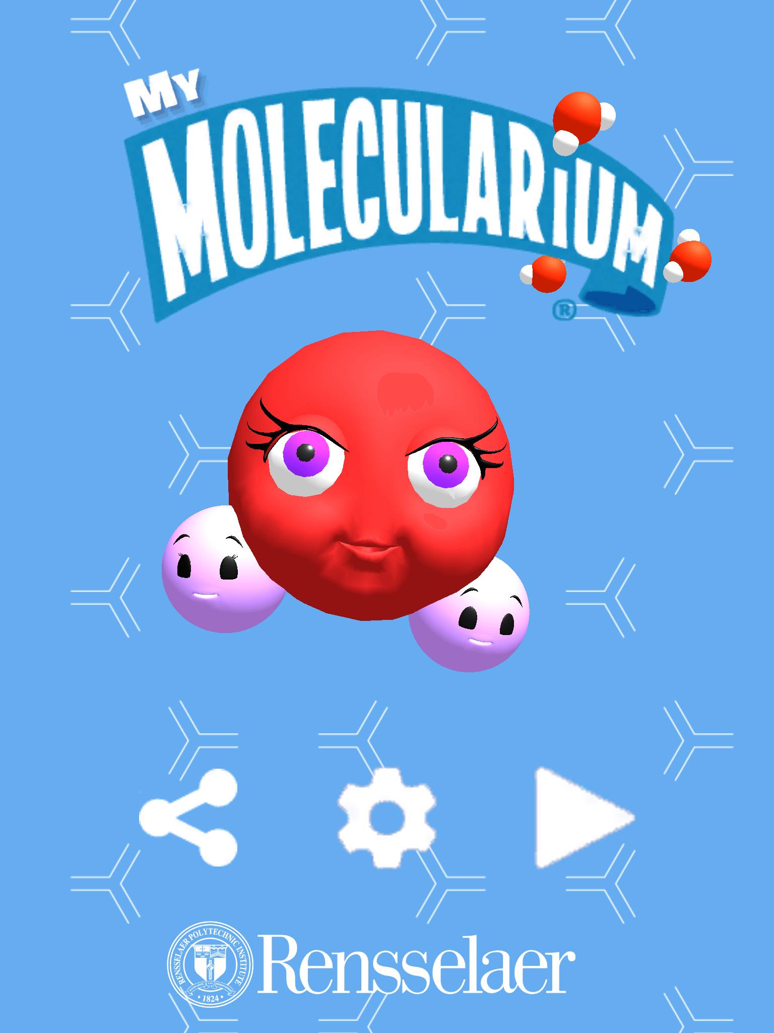 My Molecularium