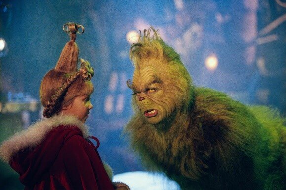 How to Grinch controls the Christmas