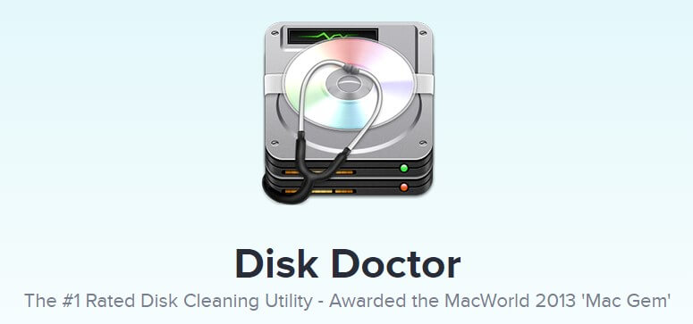 best clean app for mac - disk doctor