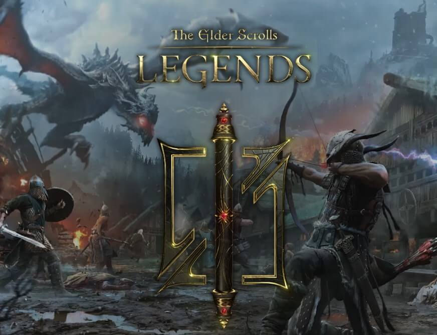 best free mac game - The Elder Scrolls: Legends
