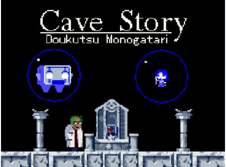 best free mac game - Cave Story