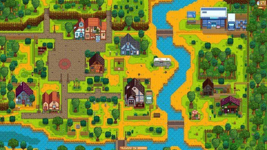 best mac game on steam - Stardew Valley