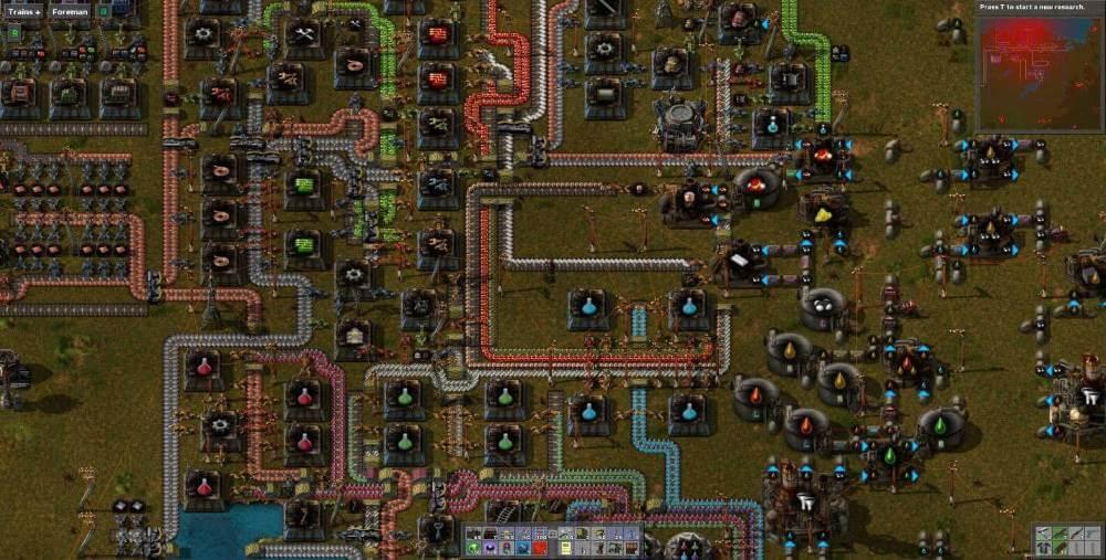 best mac game on steam - Factorio