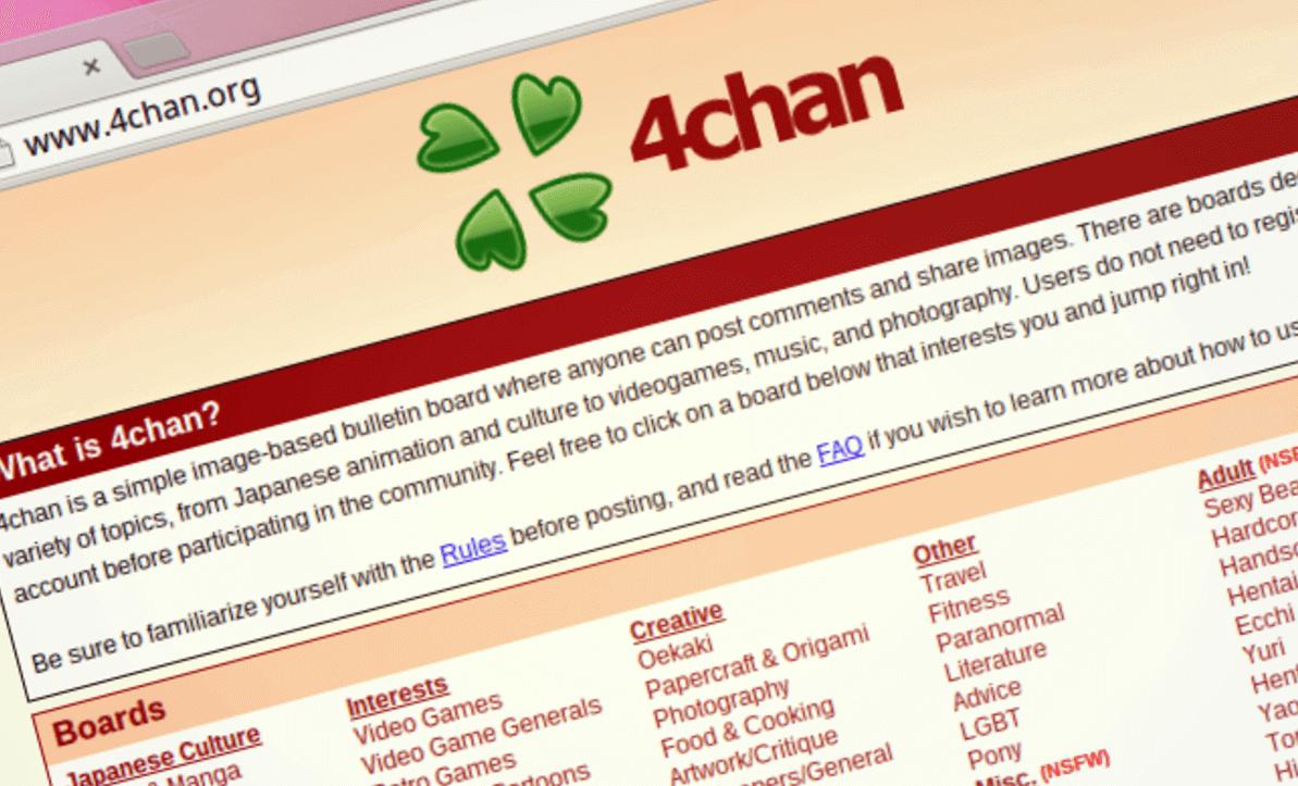image of 4Chan