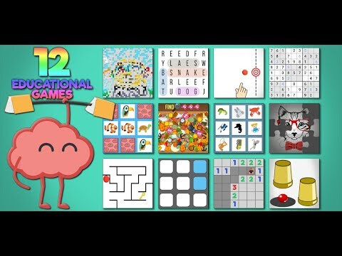 Brain Games Kids Top 8 Games for Kids Online