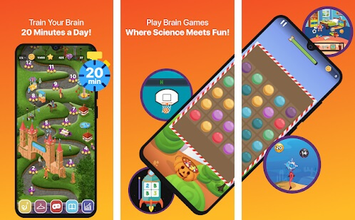 MentalUP Top 8 Games for Kids Online