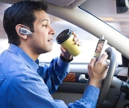 driving safety facts - multitask