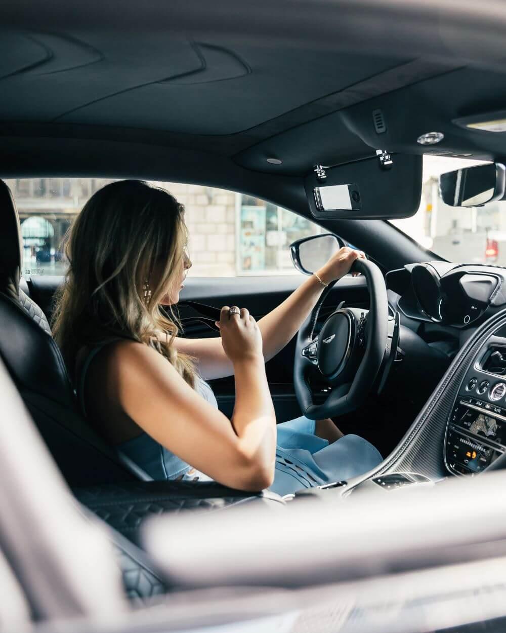 driving tips for beginner - be confident