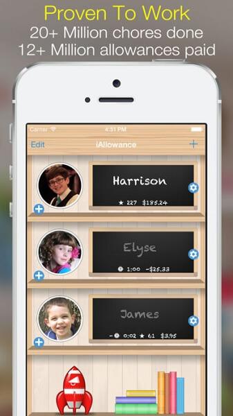 iAllowance-app