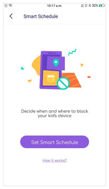 Smart-schedule