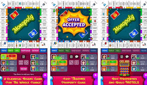 android group game app Monopoly