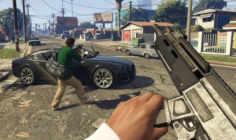Trigger-violence