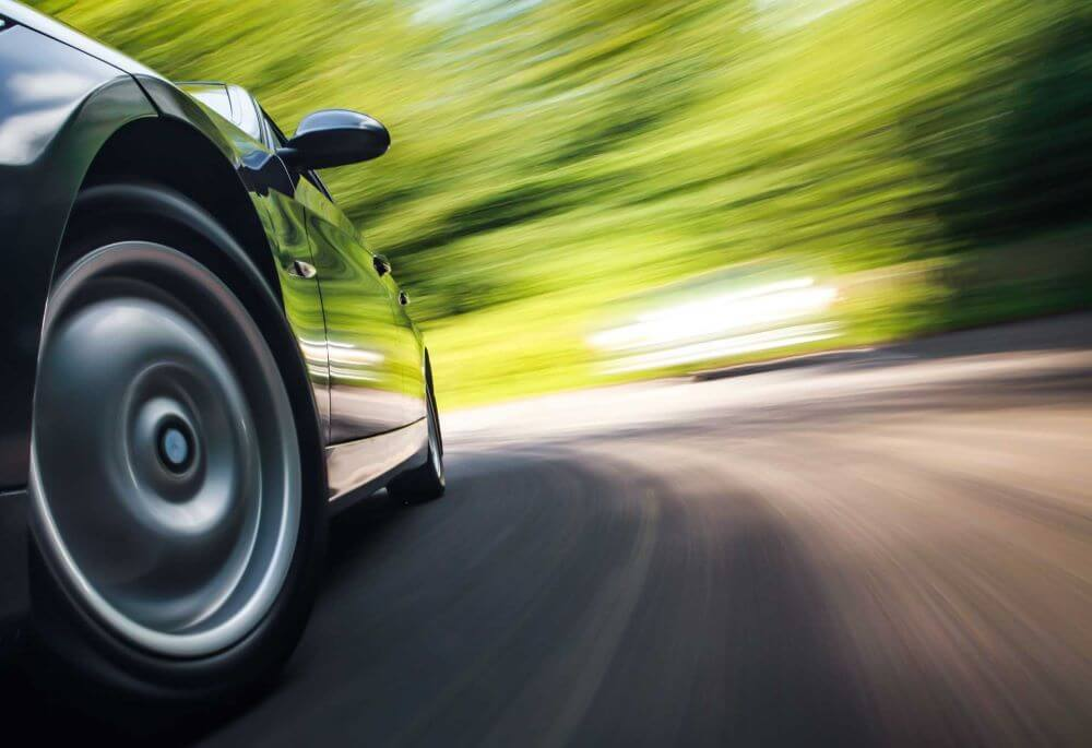 how to be a safe driver - don't go too fast