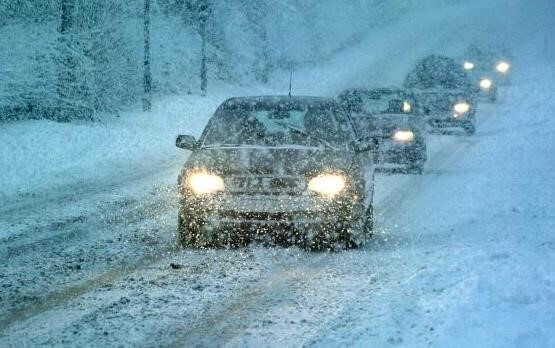 how to be a safe driver - mind the weather