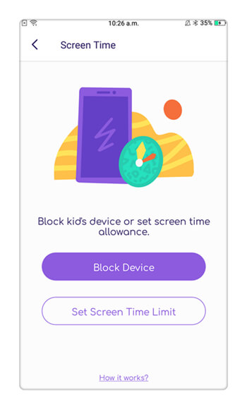 Screen-time