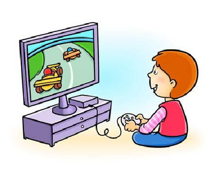 kids are addicted to video games 1