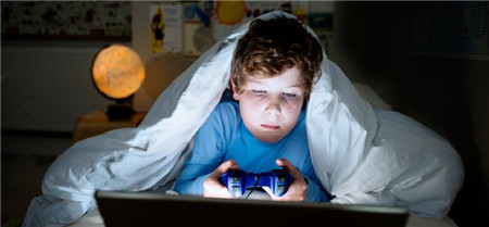 kids are addicted to video games 2