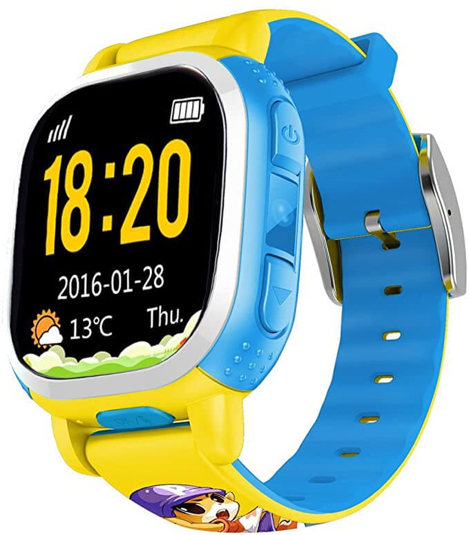 kids safe smart watch 12