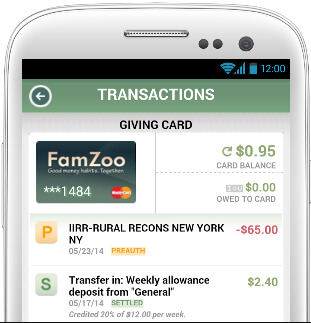 famzoo family finance