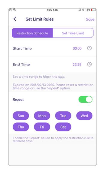 sleep app for kids 14
