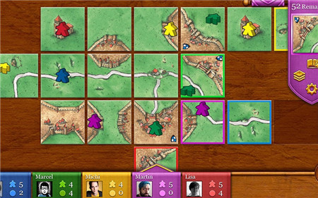 Carcassonne app