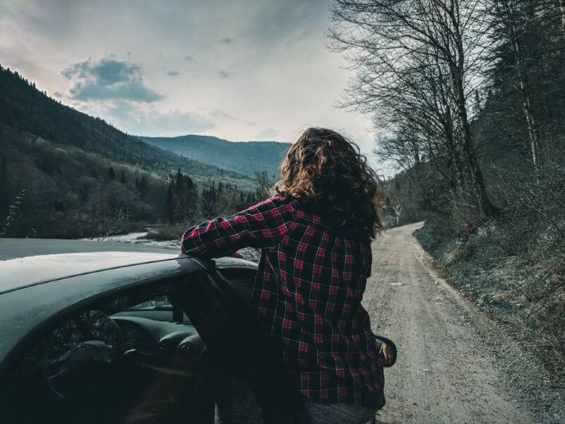 tips for driving across country - resting regularly