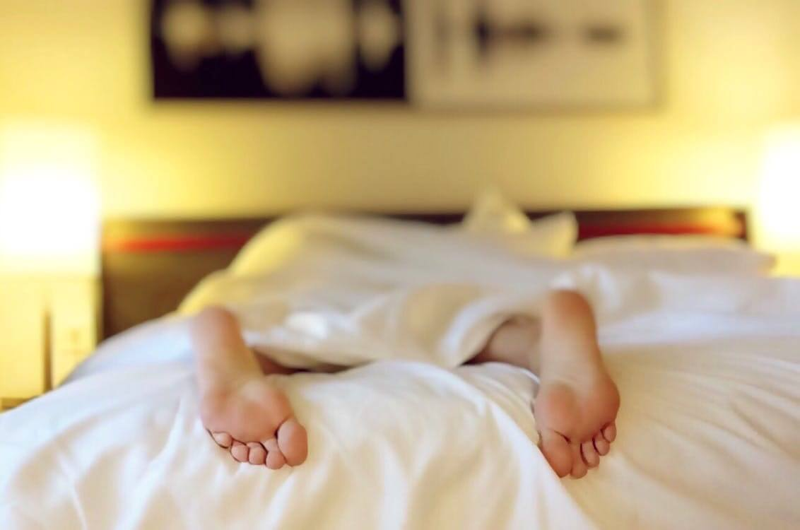tips to stay awake while driving - get enough sleep