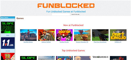 unblocked game sites on google 1