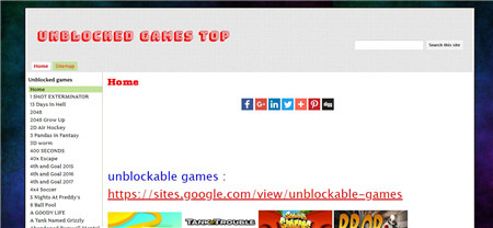 unblocked game sites on google 3