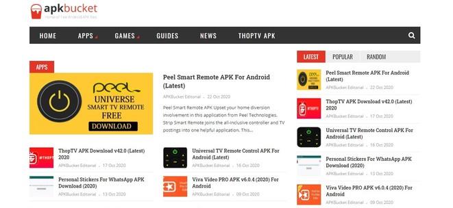 apk download sites - APKBucket
